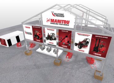 CeMAT 2018: Manitou Group shows its solutions for industry