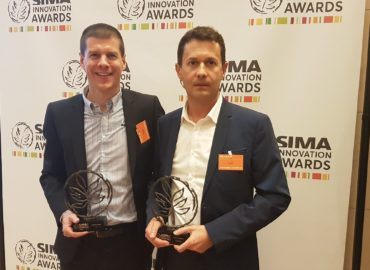 Manitou Group wins twice at the SIMA Awards