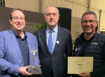 La fonction Ecostop récompensée au Sommet de l'Élevage