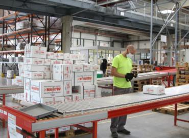 Se réinventer pour faire face à la crise : l'engagement des collaborateurs au centre logistique