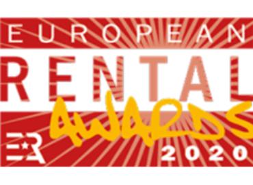 "Manitou Group primé aux ""European Rental Awards"""