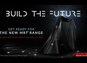 Build The Future : un événement Manitou le 21 avril 2021